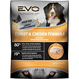 Evo Turkey/Chicken Lg Bite Dry Dog Food