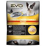 Evo Turkey/Chicken Small Bite Dry Dog Food