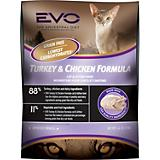 Evo Turkey/Chicken Dry Cat Food
