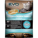 Evo Herring and Salmon Dry Cat Food