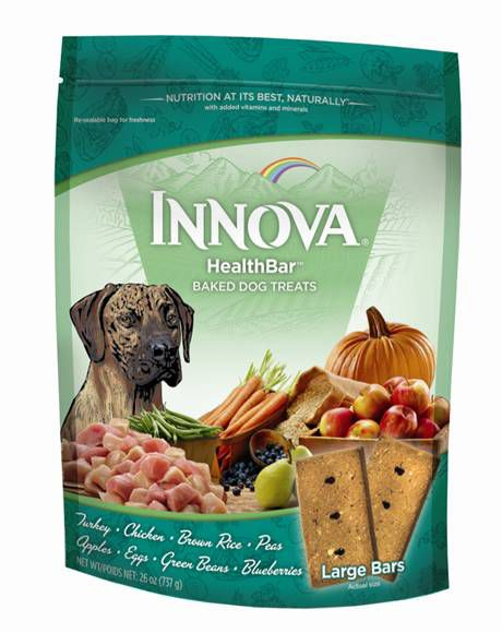 Innova Health Bar Dog Treat 26oz Small