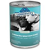 Blue Longevity Puppy Canned Dog Food Case
