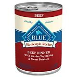 Blue Buffalo Homestyle Can Dog Food Case