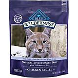 Blue Buffalo Wilderness Chicken Dry Cat Food