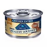 Blue Buffalo Gourmet Cat Food Case
