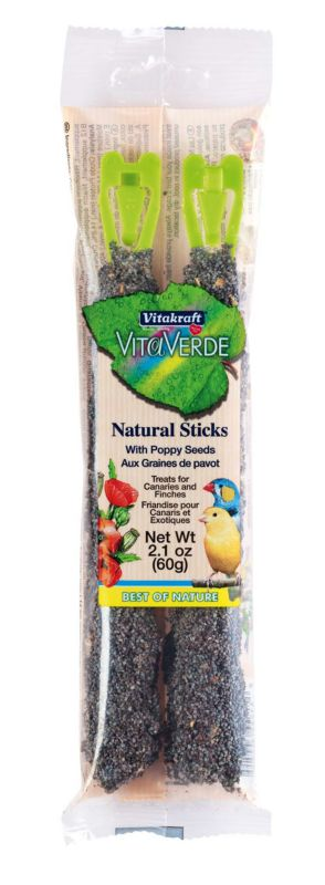Vita Verde Poppy Seed Canary Treat