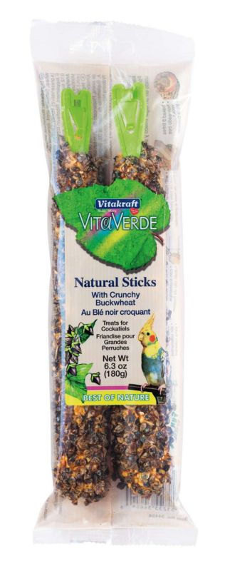 Vita Verde Buckwheat Cockatiel Treat