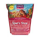 Halo Spots Stew Adult Salmon Dry Dog Food