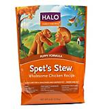 Halo Spots Stew Puppy Chicken Dry Dog Food