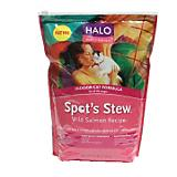 Halo Spots Stew Salmon Indoor Dry Cat Food