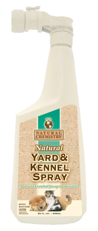 Natural Chemistry Yard and Kennel Spray