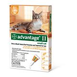 Advantage II for Cats 6 Month Supply