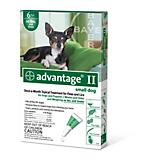 Advantage II for Dogs 12 Month Supply