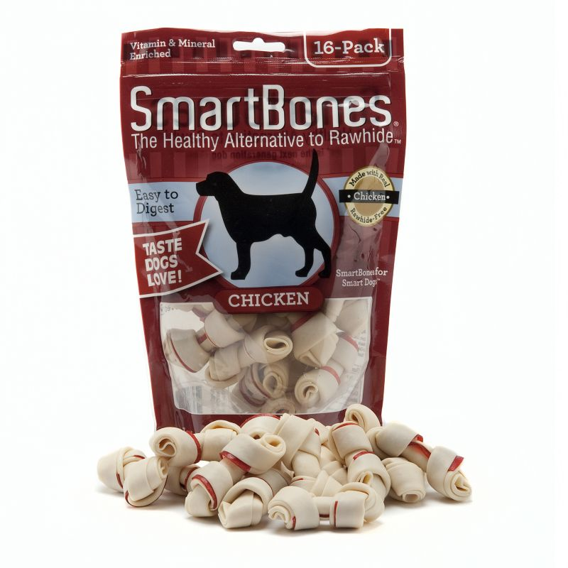 SmartBones Chicken Dog Chew Mini Dog Treats Best Price
