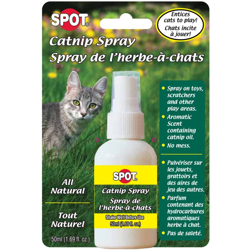 Catnip Spray Best Price
