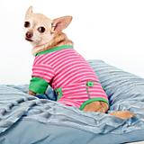 Fashion Pet Pink Striped Dog Pajama