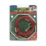 Titan Heavy Cable Dog Tie Out