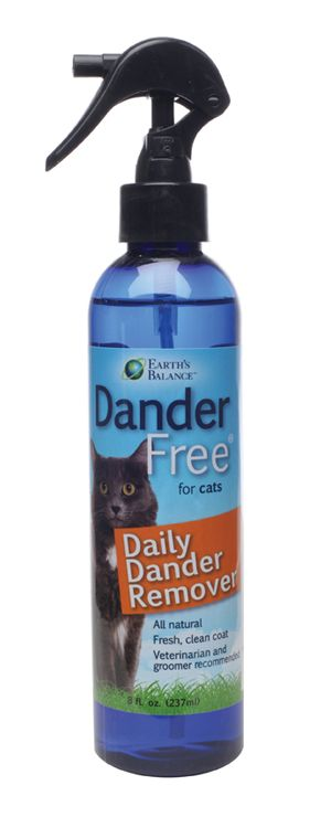 Earths Balance Dander Free Spray for Cats