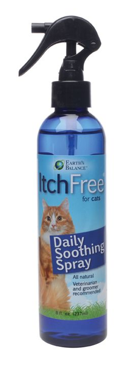 Earths Balance Itch Free Spray for Cats