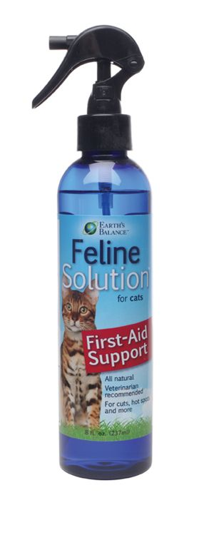 Earths Balance First Aid Remedy for Cats 8oz