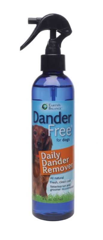 Earths Balance Dander Free Spray for Dogs