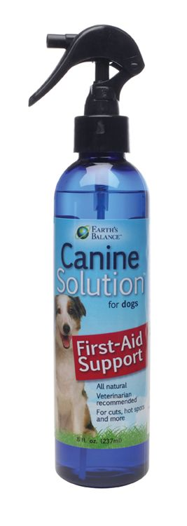 Earths Balance First Aid Remedy for Dogs 8oz