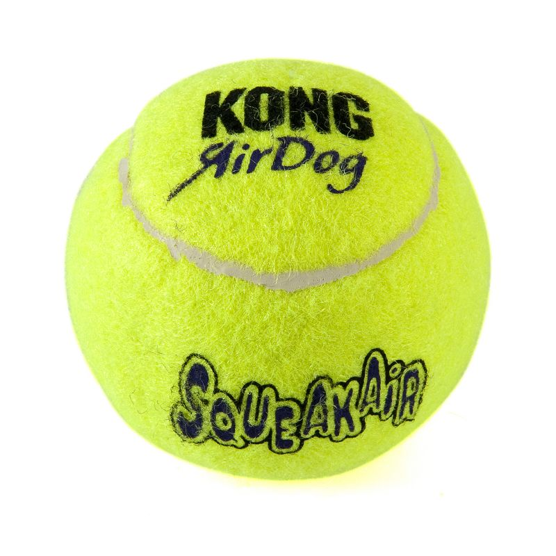 Air Kong Large Squeaker Tennis Ball