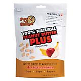 Freeze Dried Peanut Butter Dog Treat