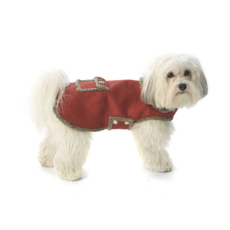 Cheyenne Dog Coat XX-Large Red