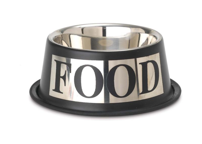 Antigua Non Slip Stainless Steel Dog Bowl Food Best Price