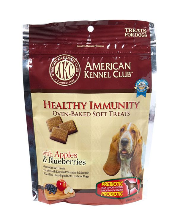 AKC Probiotic Healthy Immunity Dog Treat Dog Treats Best Price