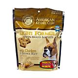 AKC Probiotic Light Formula Dog Biscuit