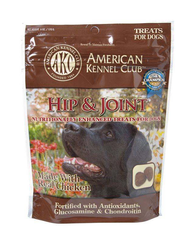 AKC Hip and Joint Nutritionally Enhanced Dog Treat