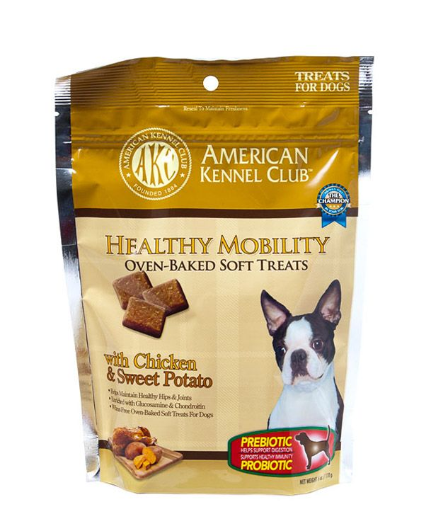 AKC Probiotic Healthy Mobility Dog Treat Dog Treats Best Price