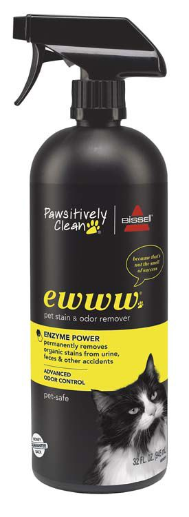 ewww enzymatic cat stain and odor remover gallon on lovemypets.com