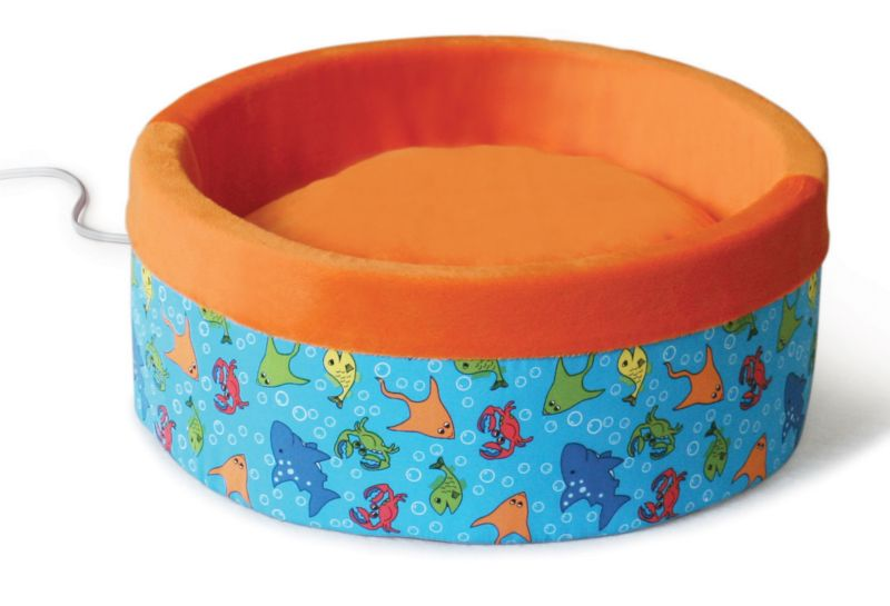 KH Mfg Thermo Kitty Bed Small Green