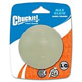 ChuckIt Max Glow Ball Dog Toy
