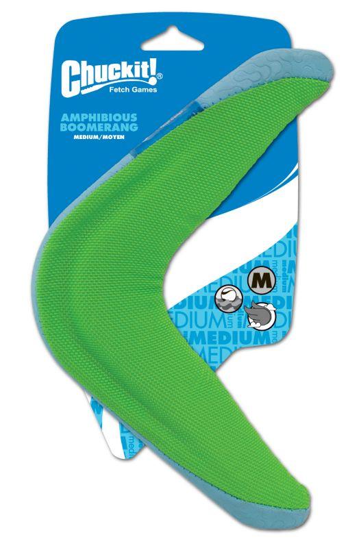 ChuckIt Amphibious Boomerang Dog Toy