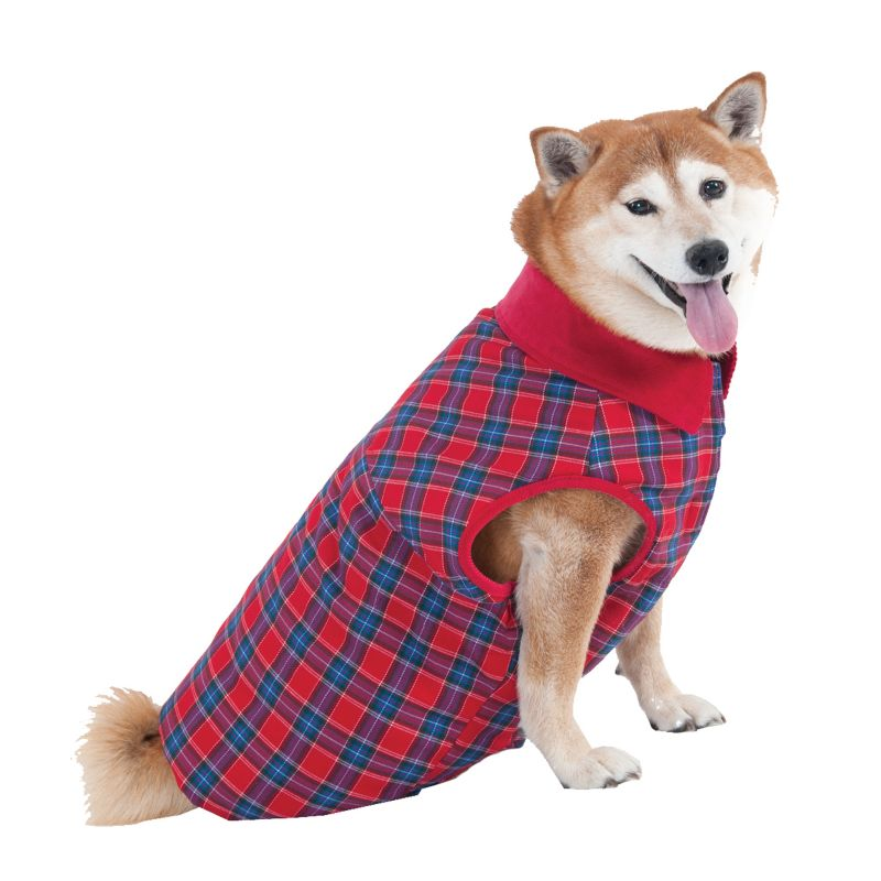 Fashion Pet Campus Shirt Dog Jacket Small
