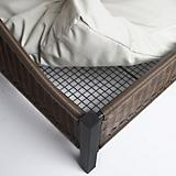 Mr Herzher Wicker Pet Bed