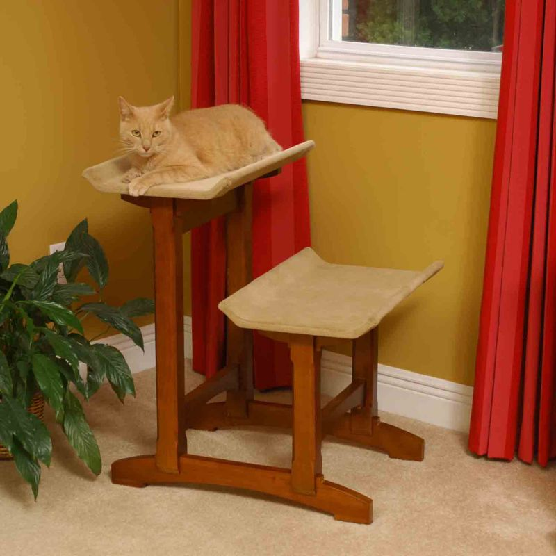 Double Seat Cat Furniture  Early American