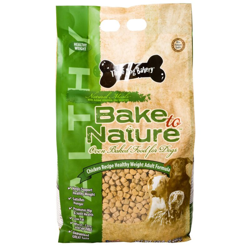 3 Dog Bakery Reduced Calorie Dry Dog Food 4lb Best Price