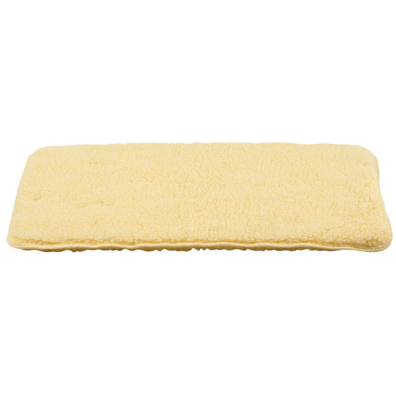 Double Sided Sheepskin Mat Dog Bed Large
