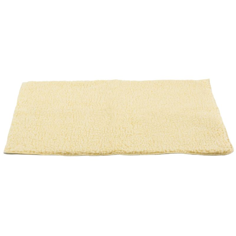 Cut to Fit Sheepskin Mat Dog Bed Large