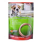 N-Bone Chicken Flavor Puppy Teething Ring