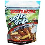Beefeaters Healthy Wraps Assorted Dog Treat