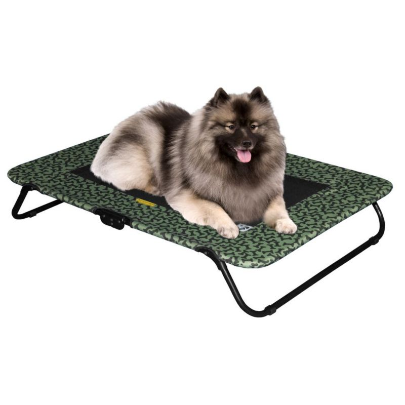 designer pet cot 50in sage bone on lovemypets.com