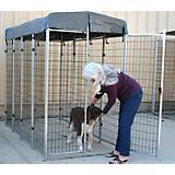 Options Plus Quick Kennel Folding Dog Kennel