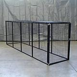 Bronze Series Enclosed Top Dog Kennel