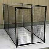Options Plus Commercial Grade Dog Kennel